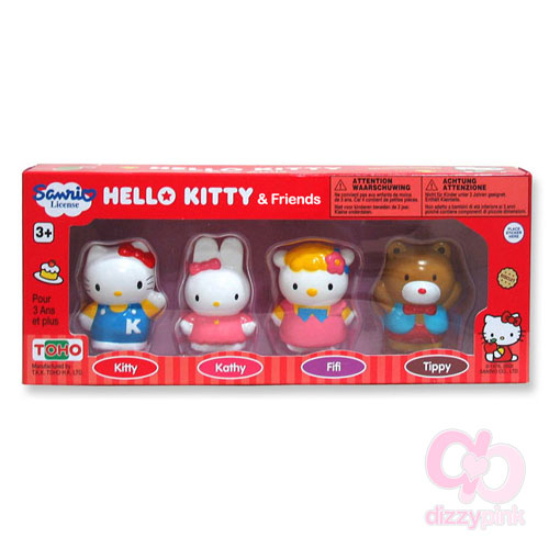 Hello Kitty & Friends Figures