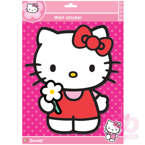 Hello Kitty Wall Decoration - Large