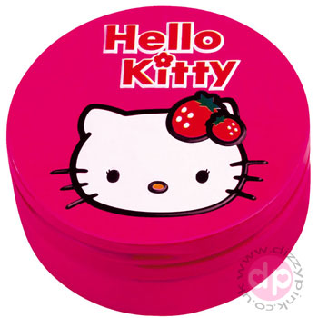 Hello Kitty Strawberry Body Butter